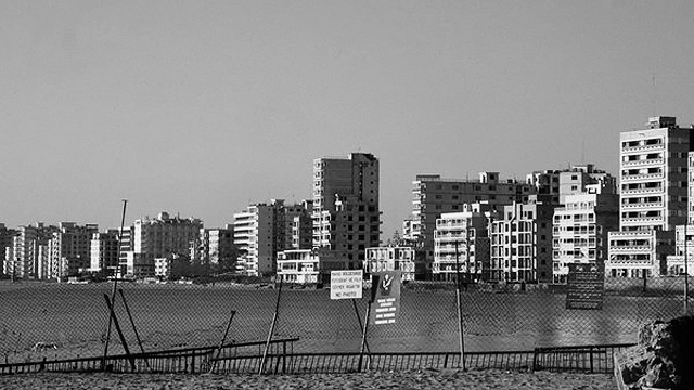 Varosha: The abandoned tourist resort